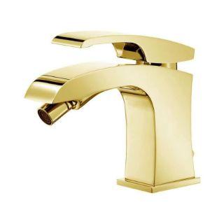 Зображення Змішувач для біде X-Sense Newform 62525.64.300 золото (Swarovski)