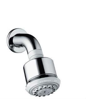 Зображення Верхній душ Clubmaster  Hansgrohe 27475000 хром
