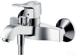 Зображення Змішувач для ванни Metris Classic Hansgrohe 31478000  хром