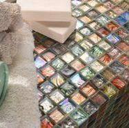 Picture of Коллекция фабрики Dune Emphasis Vitra – серия мозаики из стекла.