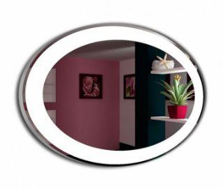 Зображення Дзеркало Italia 50*80, J-Mirror, led-підсвітка холодна біла з кнопкою