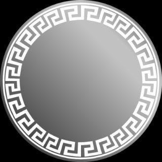 Зображення Дзеркало Patrizia 70*70, J-Mirror, led-підсвітка холодна біла з кнопкою