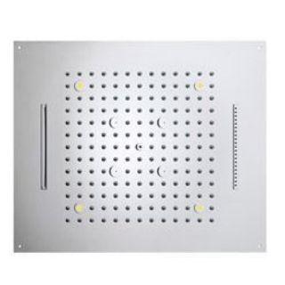 Зображення Dream H38908000030016 Верхній душ на 4 режими, RGB, хром Bossini