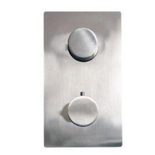 Зображення Inox INZ001000030005 Термостат на 5 режимів, нержавіюча сталь Bossini