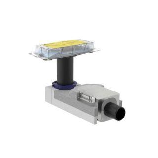 Изображение Geberit 154.150.00.1 Монтажный комплект, к дренажным каналам Geberit линии CleanLine, для высоты выравнивающей стяжки на сифоне 90–220 мм