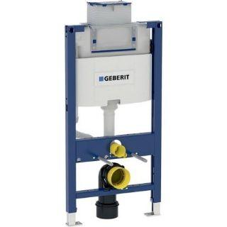Изображение Geberit 111.030.00.1 Duofix для подвесного унитаза, 98 см, со смывным бачком Omega 12 см