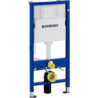 Изображение Geberit458.103.00.1 DuofixBasic для подвесного унитаза, 112 см, со смывным бачком  Delta 12 см
