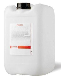 Изображение Синтетическая грунтовка Litokol PRIMER C (PRMC0010), для внутренней отделки, глубокопроникающая, 10 кг