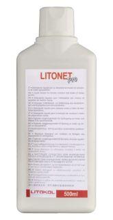 Изображение Средство Litokol Litonet Pro (LNETPRO0500), для удаления эпоксидных остатков, 500мл