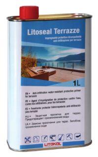 Изображение Защитная пропитка Litokol Litoseal Terrazze (LTSTRZ0121), для керамики, 1 л