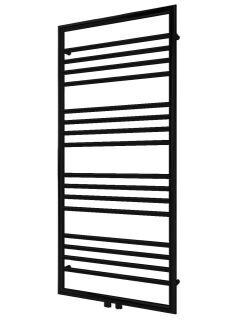Изображение Полотенцесушитель водяной Mario Донна BLACK 1175х530/50, черный (1.2.5200.03.PB)